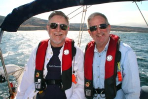 The Bosun and Captain Dan are experts in sailing the California Channel Islands on day charter and overnight charter luxury charter
