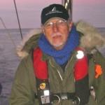 Bosun on a night sail