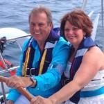 Ken and Judy