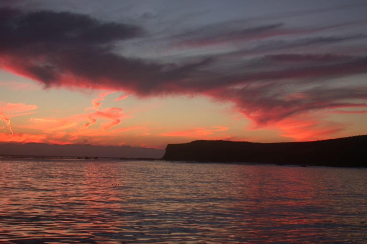 Sail to Morse Point anchorage on Santa Cruz Island with Capt. Dan Ryder and Sail Channel Islands