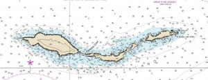 Anacapa Passage chart
